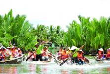 Ecotourism catches on in fishing village