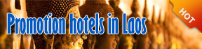Promotion hotels in Laos