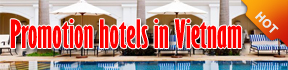 Promotion hotels in Vietnam