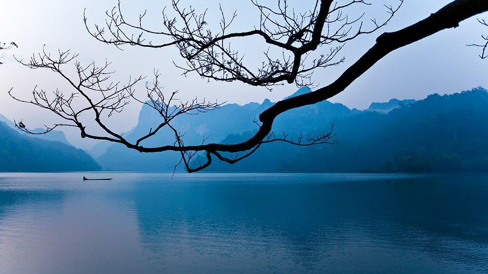 Ba Be Lake Vietnam