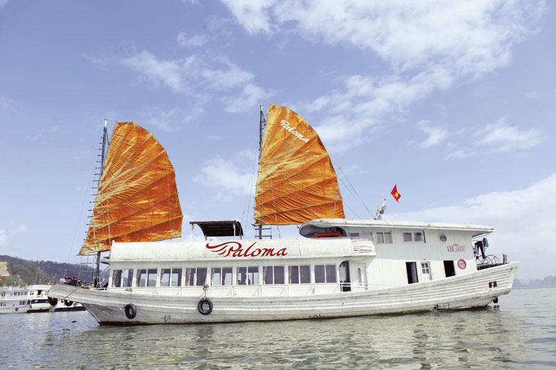 Paloma Cruise Itinerary 2 Days