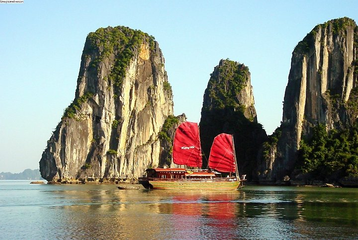 Tour in Halong