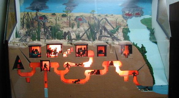Vietnam Short Break: Ho Chi Minh - Cu Chi Tunnels 1/2 day