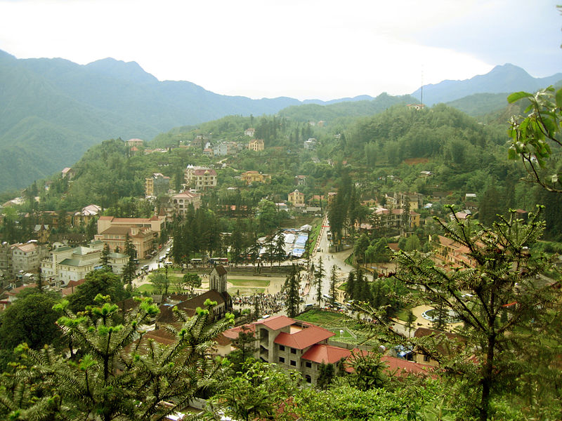 Tours Hanoi - Sapa - Fanxipan Mountain