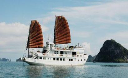 http://vietpowertravel.com/data/tour/Cruises in Halong Bay: Bai Tho Cruise 2 Days