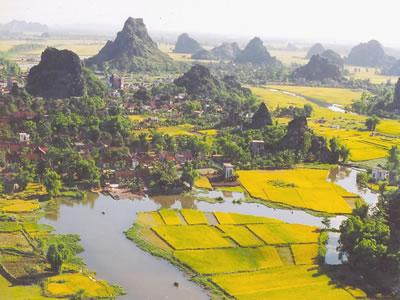 Vietnam Short Break: Hanoi - Hoa Lu - Tam Coc 1 Day