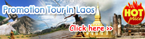 Hot Promotion tour in laos