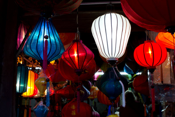 Hoian ancient