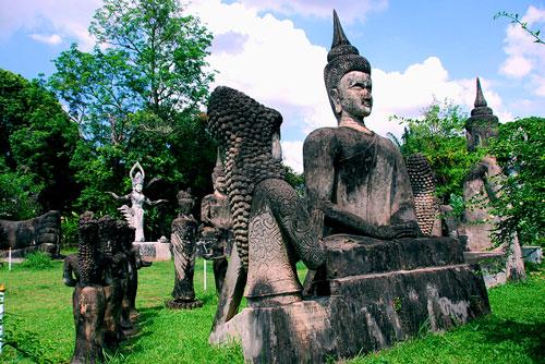 Xieng Khoang - in Laos