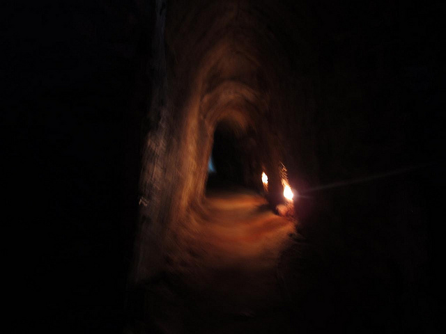 Cu Chi Tunnel in Saigon Tours