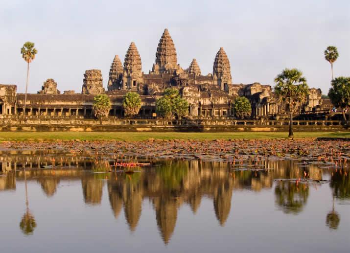 Cambodia Heritages Tours: Phnom Penh - Siem Reap 7 Days
